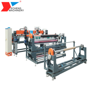 Fully Automatic reinforced ducting machine